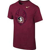 Nike Youth Florida State Seminoles Garnet Football Icon T-Shirt