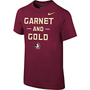 Nike Youth Florida State Seminoles Garnet Local T-Shirt