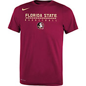 Nike Youth Florida State Seminoles Garnet Legend Basketball T-Shirt