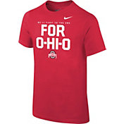 Nike Youth Ohio State Buckeyes Scarlet Student Body T-Shirt