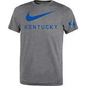 Nike Youth Kentucky Wildcats Grey DNA Legend T-Shirt