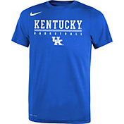 Nike Youth Kentucky Wildcats Blue Legend Basketball T-Shirt
