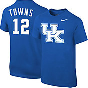 Nike Youth Kentucky Wildcats Karl-Anthony Towns #12 Blue Future Star Replica Basketball Jersey T-Shirt