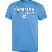 info for bdb24 f3efb Product Image · Jordan Youth North Carolina Tar Heels Carolina Blue Legend  Basketball T-Shirt
