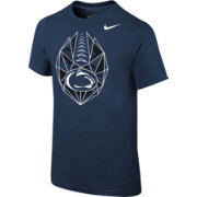 Nike Youth Penn State Nittany Lions Blue Football Icon T-Shirt