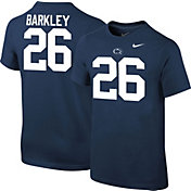 Nike Youth Penn State Nittany Lions Saquon Barkley #26 Blue Future Star Replica Football Jersey T-Shirt