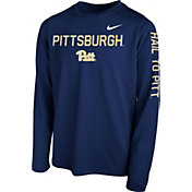 Nike Youth Blue Blue Legend Core Long Sleeve Shirt