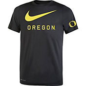 Nike Youth Oregon Ducks DNA Legend Black T-Shirt