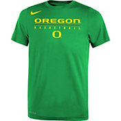 Nike Youth Oregon Ducks Green Legend Basketball T-Shirt