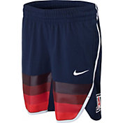 Nike Youth Arizona Wildcats Navy Replica Basketball Shorts