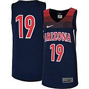 Nike Youth Arizona Wildcats #19 Navy Replica ELITE Basketball Jersey