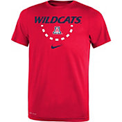 Nike Youth Arizona Wildcats Cardinal Mantra Basketball T-Shirt