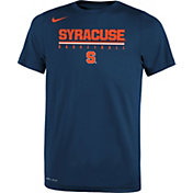 Nike Youth Syracuse Orange Blue Legend Basketball T-Shirt