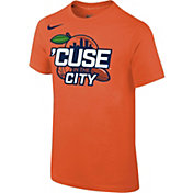 Nike Youth Syracuse Orange 'Cuse in the City' Orange T-Shirt