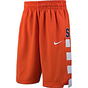 Nike Youth Syracuse Orange Orange Replica Basketball Shorts