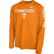 Nike Youth Tennessee Orange Tennessee Orange Legend Core Long Sleeve Shirt