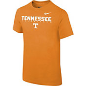 Nike Youth Tennessee Volunteers Tennessee Orange Football Facility T-Shirt