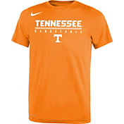 Nike Youth Tennessee Volunteers Tennessee Orange Legend Basketball T-Shirt
