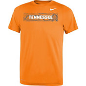 Nike Youth Tennessee Volunteers Tennessee Orange Football Sideline Legend T-Shirt