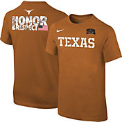 Nike Youth Texas Longhorns Armed Forces Classic Burnt Orange T-Shirt
