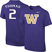 Nike Youth Washington Huskies Isaiah Thomas #2 Purple Future Star Replica Basketball Jersey T-Shirt