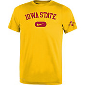 Nike Youth Iowa State Cyclones Gold DNA Legend T-Shirt