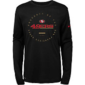 Nike Youth San Francisco 49ers Property Of Long Sleeve Black Shirt