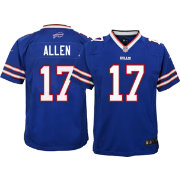 f14dd31c8 Select Store. Close-icon. Josh Allen #17 Nike Youth Buffalo Bills Home Game  Jersey
