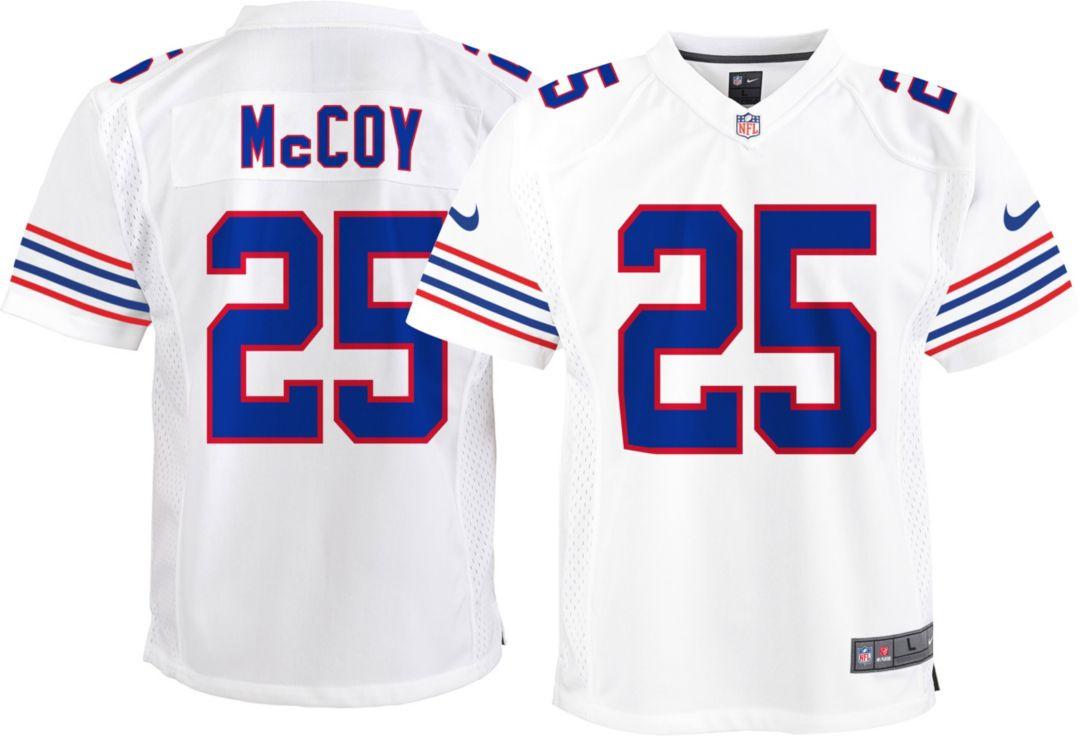 buy popular 4b329 6f670 Nike Youth Alternate Game Jersey Buffalo Bills LeSean McCoy #25