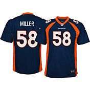 Nike Youth Alternate Game Jersey Denver Broncos Von Miller #58