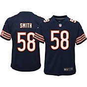 Roquan Smith #58 Nike Youth Chicago Bears Home Game Jersey