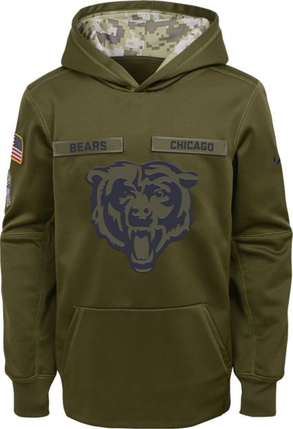 new concept f473c f4bc9 chicago bears salute to service
