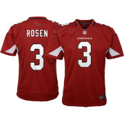 Josh Rosen #3 Nike Youth Arizona Cardinals Home Game Jersey