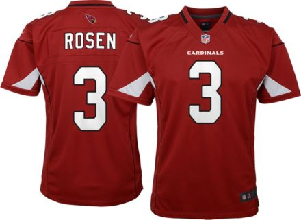 eb03445cf3a8 Josh Rosen  3 Nike Youth Arizona Cardinals Home Game Jersey
