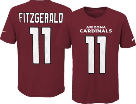 afbc93870 Nike Youth Arizona Cardinals Larry Fitzgerald  11 Pride Red T-Shirt