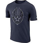 Nike Youth Dallas Cowboys Icon Performance Navy T-Shirt