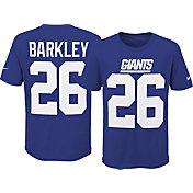 Product Image · Nike Youth New York Giants Saquon Barkley  26 Pride Blue T- Shirt 0baee1e6e