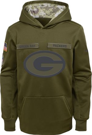 7c3a5b50a NFL Green Bay Packers Salute to Service Gear | DICK'S Sporting Goods