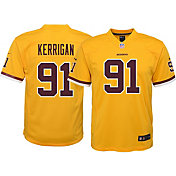 Nike Youth Color Rush Game Jersey Washington Redskins Ryan Kerrigan #91