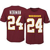 Nike Youth Washington Redskins Josh Norman #24 Pride Red Player T-Shirt
