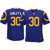 Nike Youth Alternate Game Jersey Los Angeles Rams Todd Gurley  30 22e6d8178a0