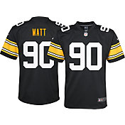 Nike Youth Alternate Game Jersey Pittsburgh Steelers T.J. Watt #90