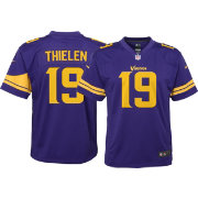 buy online 36af4 c2bbb Nike Youth Color Rush Game Jersey Minnesota Vikings Adam Thielen #19