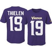 Nike Youth Minnesota Vikings Adam Thielen  19 Pride Purple Player T-Shirt 7dd791cd9