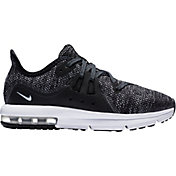 quality design 784b7 1f930 Product Image · Nike Kids  Preschool Air Max Sequent 3 Running Shoes. Black