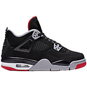 280791e10be Product Image · Jordan Kids' Grade School Air Jordan 4 Retro Basketball  Shoes