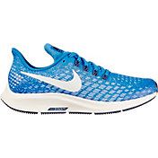 Nike Kids' Grade School Zoom Pegasus 35 Running Shoes in Cobalt