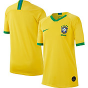 690701c21c5 Product Image · Nike Youth 2019 FIFA Women's World Cup Brazil Breathe  Stadium Home Replica Jersey