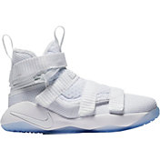 Nike Kids' Preschool LeBron Soldier XI Flyease Basketball Shoes