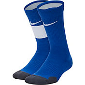 Nike Youth Elite Basketball Crew Socks 2 Pack